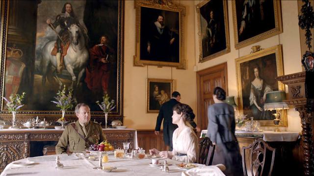 Highclere Castle Downton Abbey Season 2 4