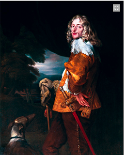 Painted by Richard Brompton. Robert Dormer, 1st Earl of Carnarvon (First creation of the Title)